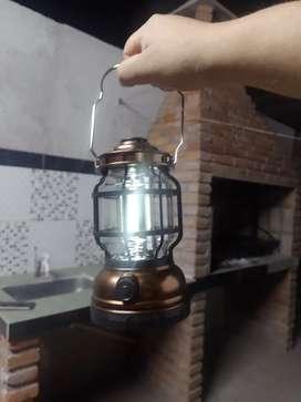Lámpara led recargable