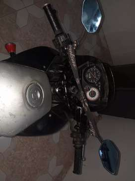 Cbf 125 Honda 2011.