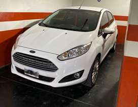 Vendo Ford Fiesta impecable