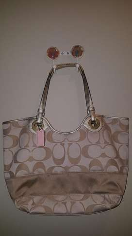 Cartera Coach Original Grande