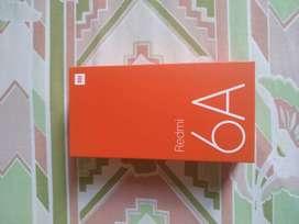 Caja de Xiaomi Redmi 6A