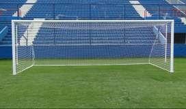 mallas cancha futbol