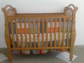 Cuna para Bebé Buen Estado