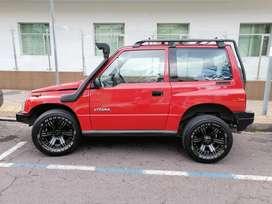 Vendo Suzuki Vitara Clasico 3p full equipo