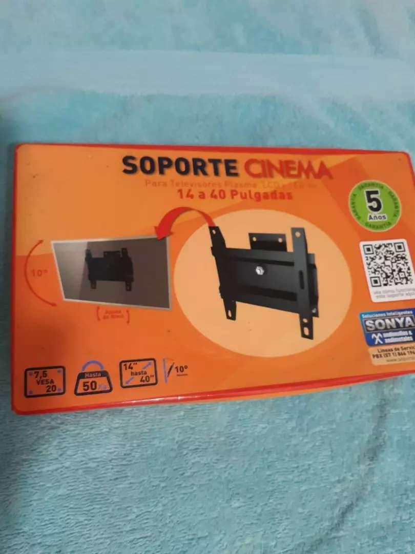 Soporte Cinema nuevo de 14 a 40 pulgadas 0