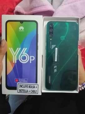 Se vende celular Marca Huawei