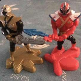 Power Ranger Samurai Mc Donalds