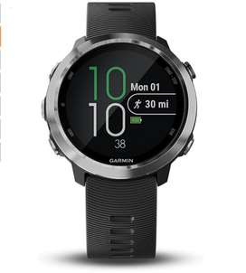Garmin Forerunner 645 Música, GPS reloj para correr con pagos sin contacto, ritmo cardíaco y música basados en la muñeca