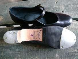 Zapatos Tap Flamenco S/u Preparados 37