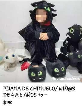 PIJAMA DE CHIMUELO