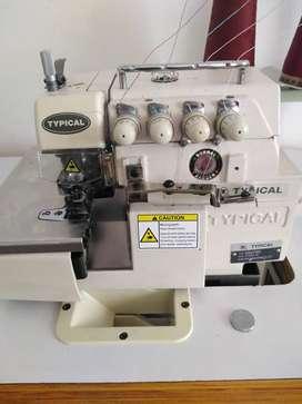 Fileteadora industria Typical