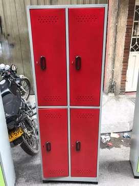 Locker de 4 casillas nuevo