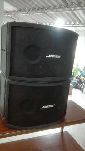 Bose Pro 802 Serie III / Panarray  la pareja