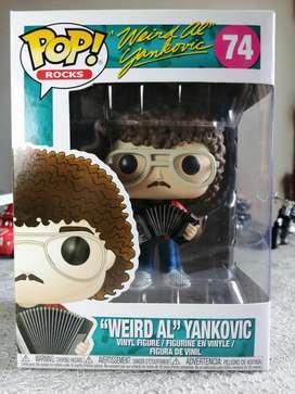 "Funko Pop! Rocks ""Weird al"" Yankovic (N 74)"