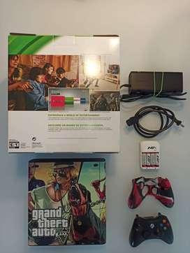 XBOX SUPER SLIM 360 de SEGUNDA Como NUEVA