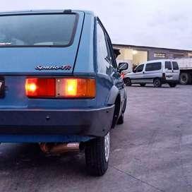 Vendo Fiat 147 con fierros