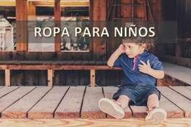 Casa Ruben Ropa por Mayor para niños