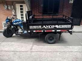 !! Se vende Motocarro en perfecto estado !!