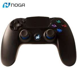 Noga 4300x Joystick Gamepad Bluetooth Ps4 Led Tactil Nuevo Garantia