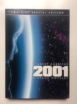 2001 odisea espacial dvd doble