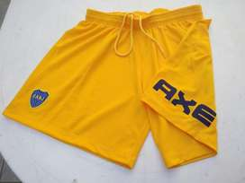 Shorts Boca Juniors Amarillo