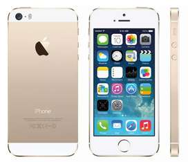iPhone 5s Gold en caja FUNDAS Y ACCESORIOS