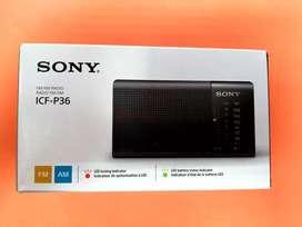 Radio Sony P36