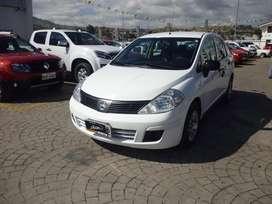 Nissan TIIDA ENTRY - 2013