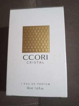 Perfume CCORI Cristal de Yanbal para mujer