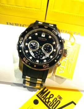 Invicta Pro Diver SCUBA Ref 6981