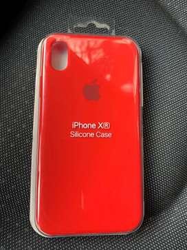 Funda iPhone XR (Siicone Case)