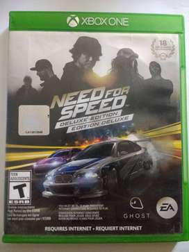 Need for Speed Deluxe Edition Xbox One
