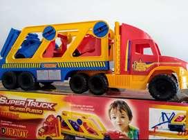 Camión Transportador de autos Duravit Gigante
