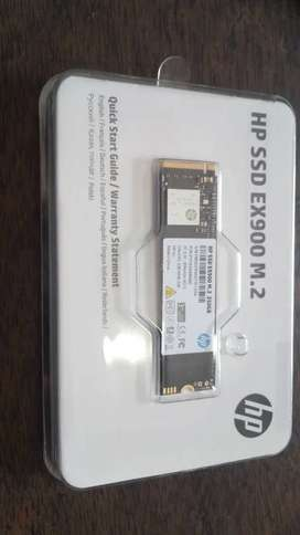 HP EX900 M.2 250GB PCIe 3.0 NVMe 3D TLC NAND disco SSD