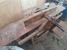 Máquina combinada de carpintería