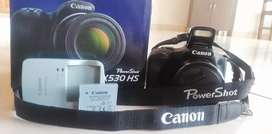 Cámara Canon SX530 HS