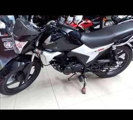 Moto Honda modelo GLH 150 NUEVA