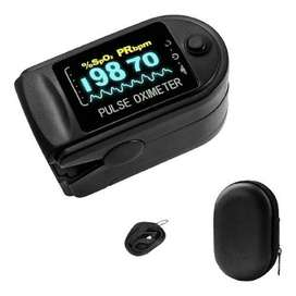 Oximetro Medidor de Oxigeno en la sangre
