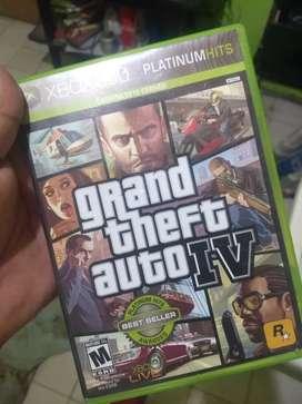 GTA 4 IV Juego original Xbox 360