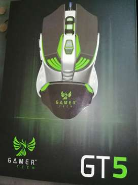 Mouse gammer gt5