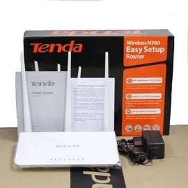 Router Inalámbrico Tenda F3 De 300 Mbps