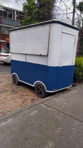 Carrito food truck  nuevo para estrenar