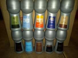 Desodorantes a bolilla