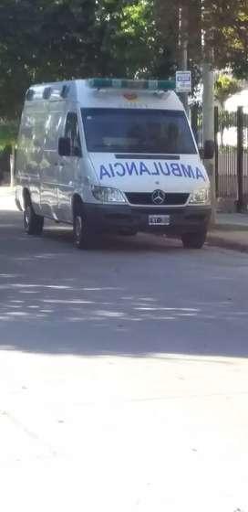 Vendo ambulancia o cómo furgón