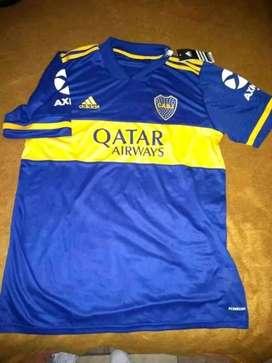Camiseta Boca Juniors Talle L