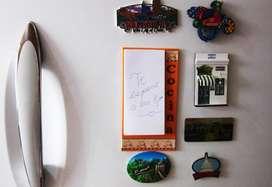 Libretas imantadas decorativas hechas a mano
