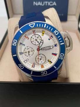Reloj Nautica NAPBYS002 Para Caballero