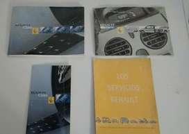 Manual Usuario Renault Clio