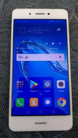 Huawei P9 lite con fisurita