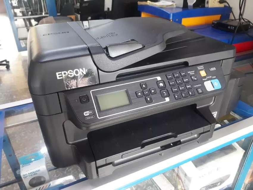 IMPRESORA EPSON L655 0
